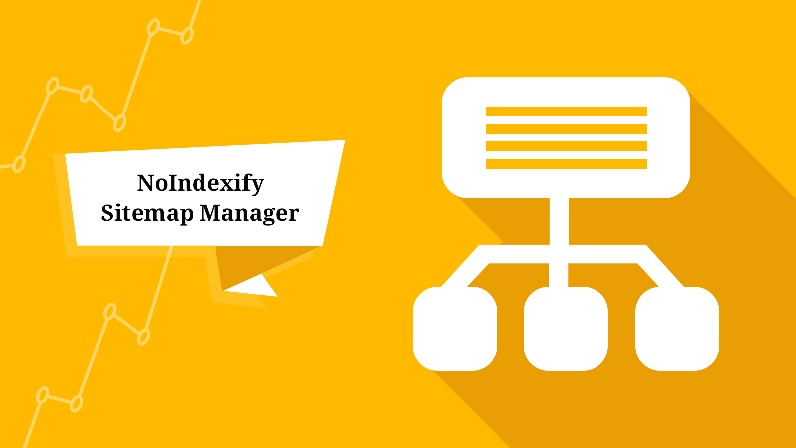 NoIndexify – Sitemap Manager